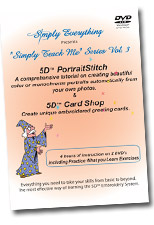 5D PortraitStitch & 5D Card Shop